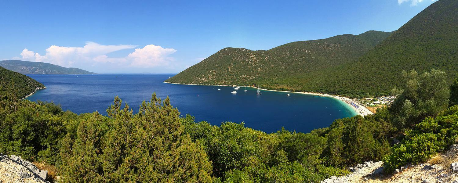 The Beauty of Captain Corelli's Kefalonia